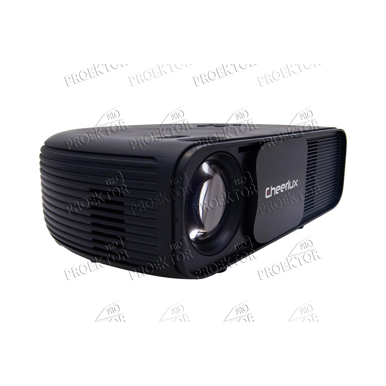 Мини проектор Cheerlux CL760 (черный) - 4